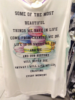 Some of the most beautiful things in life t-shirt